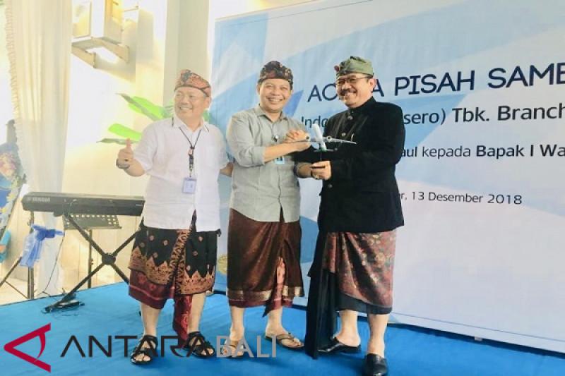 Garuda Indonesia pindahkan Kantor Regional III ke Bali