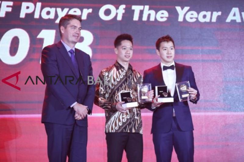 Ganda putra Indonesia  raih penghargaan terbaik dunia di Guangzhou, China