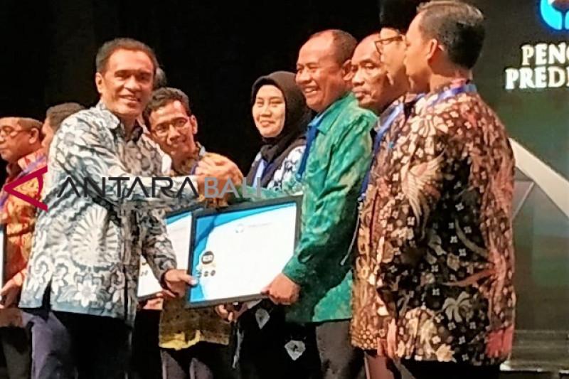 Bangli sabet predikat kepatuhan tinggi 2018 dari ORI