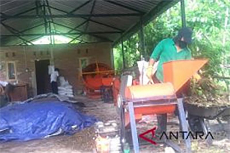 Dengan Dana Desa, Desa Baluk-Jembrana berjibaku menaklukkan sampah