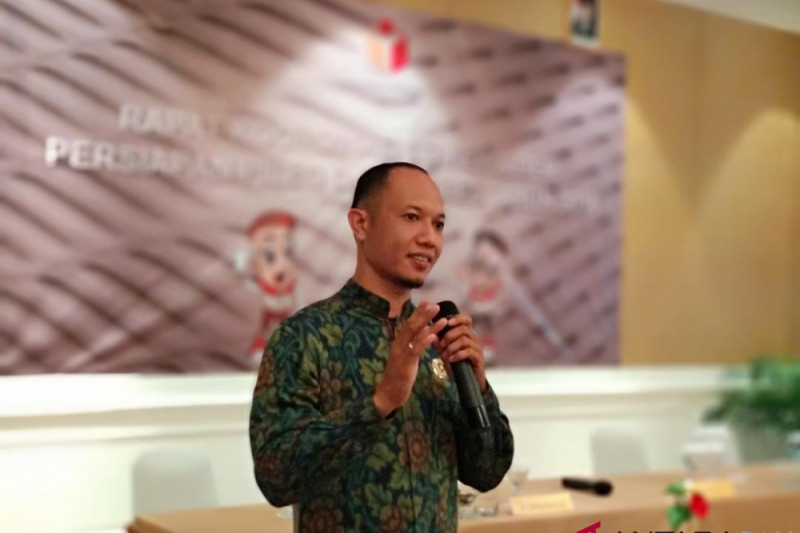 KPU Badung ajak Parpol sosialisasi surat Pemilu