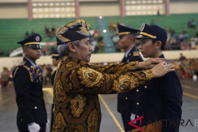 KKP lantik mahasiswa Politeknik Negeri Kelautan Jembrana