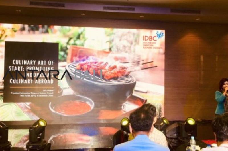 Restoran Indonesia di luar negeri butuh pasokan bumbu