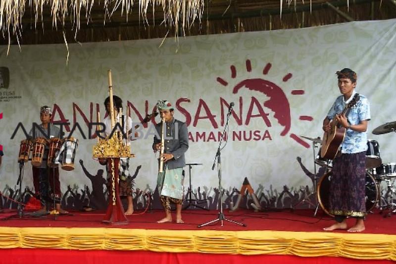 """Taman Nusa ajak milenial lestarikan budaya lewat """"Anjangsana"""""""