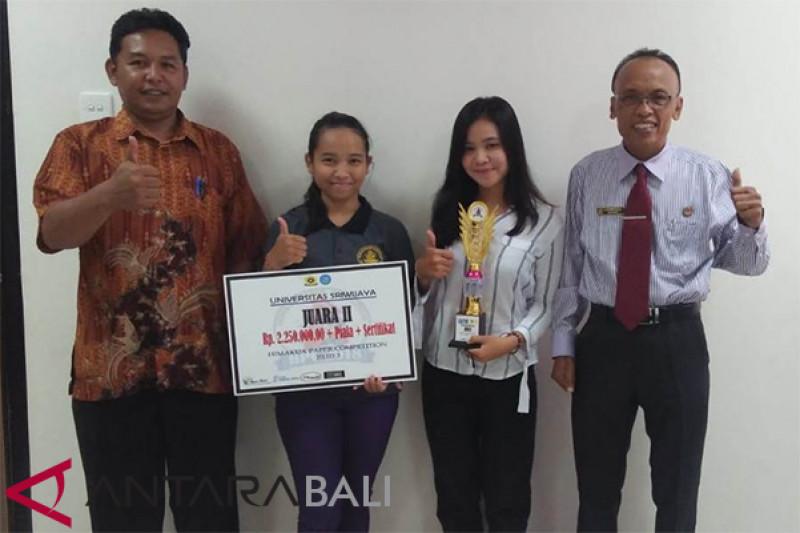 """Mahasiswi Undhiksa Raih juara LKTI berkat """"Abalone"""""""