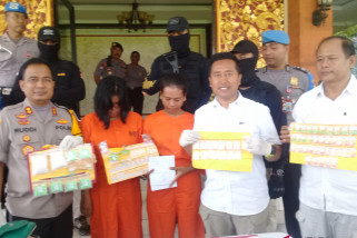 Lagi, Polresta Denpasar bongkar jaringan narkoba LP Kerobokan