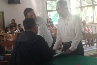 PN Denpasar adili Dua pelaku OTT pungli jalan perumahan