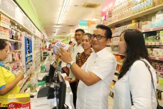 Jelang Galungan-Natal, Disdagprin Bali sidak pasar modern