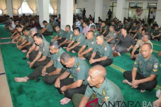 Kodam IX/Udayana doa bersama peringati Hari Juang Kartika