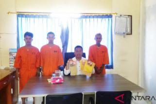 Satres narkoba Polresta Denpasar gulung jaringan narkoba