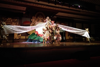 Langoning Idep tutup Bali Nawanatya