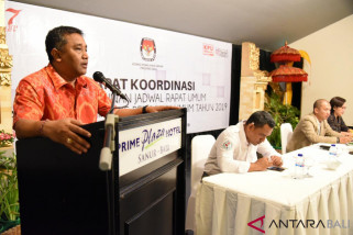 KPU Bali harapkan kampanye dilaksanakan bergembira
