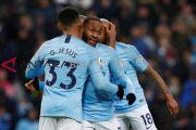 Hasil dan klasemen Liga Inggris, Manchester City sementara geser Liverpool di puncak