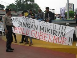 Wali Kota Diminta Netral Pemilihan Gubernur Banten