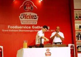 Heinz ABC Indonesia Hadirkan Dua Koki Internasional
