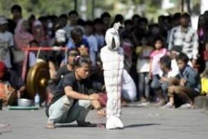 Generasi Muda Diminta Lestarikan Seni Tradisional Banten