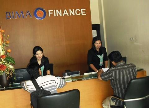 Bima Finance Capai 100 Persen Target Pembiayaan