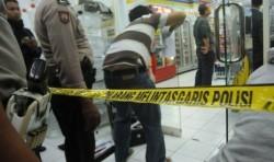 Perampok Minimarket Indomaret di Tangsel Diduga