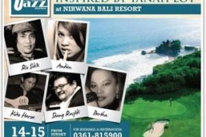 Bakrieland Selenggarakan Nirwana Bali Jazz Series 2