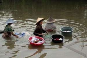 Sungai Tumpuan Saat Kemarau