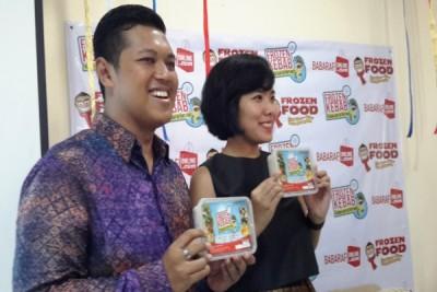 Waralaba Nasional Baba Rafi Luncurkan Kuliner Online