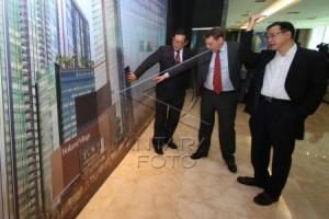 Nusa Konstruksi Kontraktor Utama Pembangunan Holland Village
