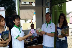 Gading Development Gelar Taman Kuliner di Ciputat