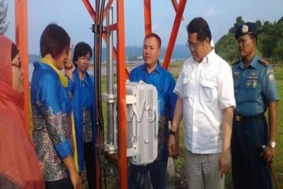 XL Tambah BTS 3G di Pulau Simeulue
