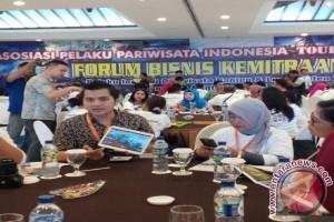 16 Provinsi Ikuti Forum Bisnis Pariwisata Banten