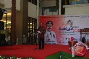 Banten Gelar Gebyar Wisata Tarik Kunjungan Wisatawan