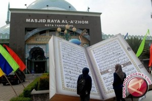 Menikmati Wisata Religi Di Kota Tangerang