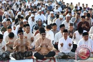 Polda Banten Do'a Bersama Masyarakat Jelang Pilkada Serentak