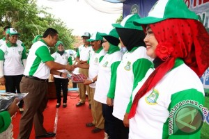 Pemkot Tangerang Tanam 1.970 Pohon Tekan Polusi