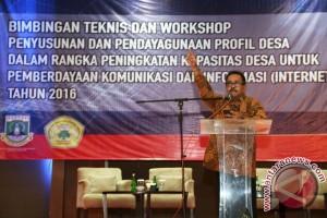 "Pemprov Banten Dorong Aparatur Desa ""Melek"" Internet"