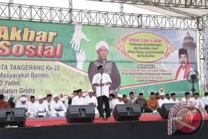 Gubernur Banten Ajak Masyarakat Banten Sukseskan Pospenas 2016