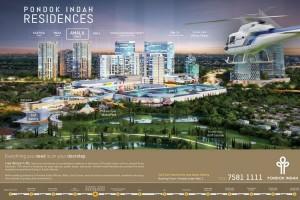 Pembangunan Pondok Indah Residence Masuki Tahap Akhir