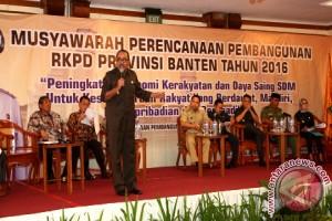 Musrenbang Banten Bahas Enam Isu Strategis 2017