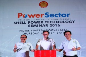Shell Luncurkan Pelumas Bagi Industri Energi