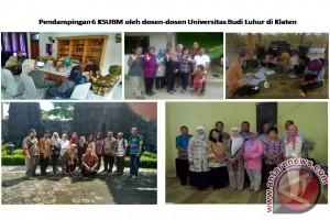 Dosen UBL Ajarkan Pengembangan Koperasi Di Klaten