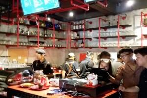 Samurai Coffe Sajikan Minuman Tradisional Berkhasiat
