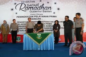Pemprov Banten Targetkan Bagi Hasil Pajak Rp2 Triliun
