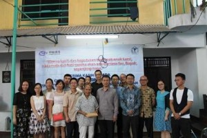 CCCG Selenggarakan Program CSR di Indonesia