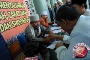 Bazda Banten Targetkan Pengumpulan Zakat Rp2,75 Miliar