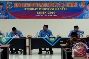 101 ASN Banten Ikut Seleksi Tilawatil Qur'an