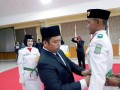 Wali Kota Tangerang Kukuhkan Paskibraka