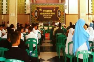 Polda Banten Rangkul Pimpinan Ponpes Cegah Radikalisme