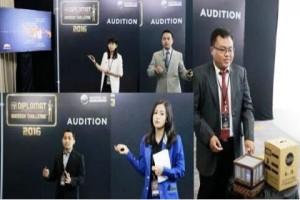 Diplomat Success Challenge Jaring 90 Wirausaha