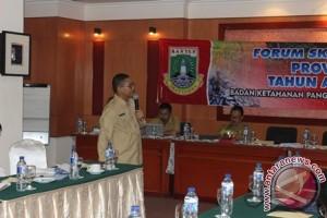 Banten Butuh Data Akurat Ketersediaan Pangan