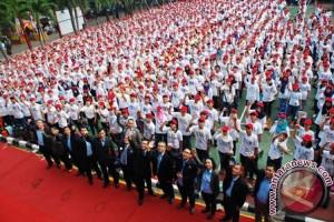 Universitas Budi Luhur Gelar Ordik Dan Inagurasi 2016
