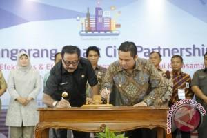 """15 Kabupaten/Kota Sepakati Kerja Sama """"Tangerang Smart City Partnership"""""""
